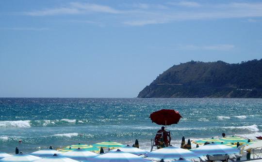 Spiaggia di Alassio