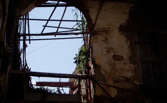 Terrazza rustica a Bussana