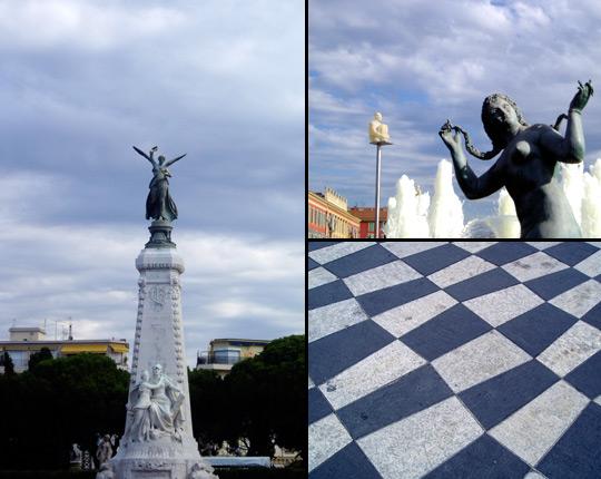 Nizza, monumenti
