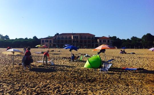 Jesolo — Spiaggia libera